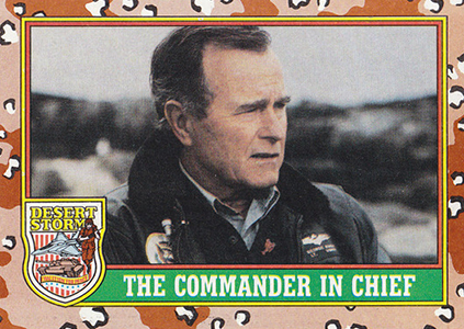 [Picture of George HW Bush]