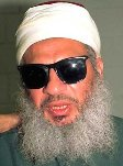 [Picture of Omar Abdel-Rahman]