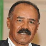 [Picture of Isaias Afwerki]