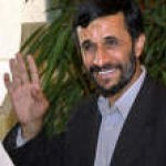 [Picture of Mahmoud Ahmadinejad]