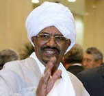 [Picture of Omar Al-Bashir]