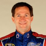 [Picture of John Andretti]