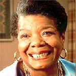[Picture of Maya Angelou]