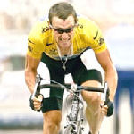 [Picture of Lance Armstrong]