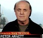 [Picture of Peter Arnett]