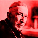 [Picture of Cardinal Corrado Bafile]