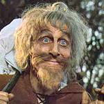 [Picture of Geoffrey Bayldon]