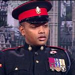 [Picture of Johnson Beharry]