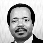 [Picture of Paul Biya]