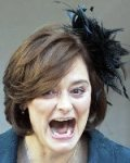 [Picture of Cherie Blair]
