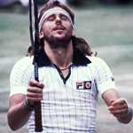 [Picture of Björn Borg]