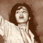 [Picture of Djamila Bouhired]
