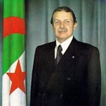 [Picture of Abdelaziz Bouteflika]