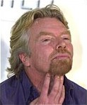 [Picture of Sir Richard Branson]