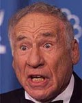 [Picture of Mel Brooks]
