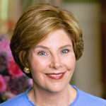 [Picture of Laura Bush]
