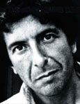 [Picture of Leonard Cohen]