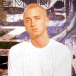 [Picture of (rapper) EMINEM]