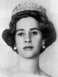 [Picture of Queen Fabiola Of Belgium]