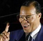 [Picture of Louis Farrakhan]