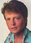[Picture of Michael J Fox]