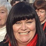 [Picture of Dawn French]