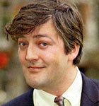[Picture of Stephen Fry]