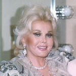 [Picture of Zsa Zsa Gabor]