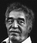 [Picture of Gabriel Garcia Marquez]