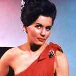 [Picture of Eunice Gayson]