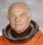 [Picture of John Glenn]