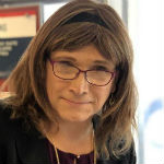 [Picture of Christine Hallquist]
