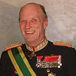 [Picture of King Harald V of Norway]