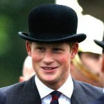 [Picture of Prince Harry]