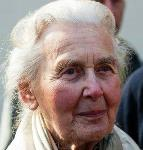 [Picture of Ursula Haverbeck]