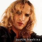 [Picture of Justin Hawkins]