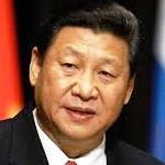 [Picture of Xi Jinping]