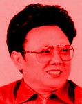 [Picture of Kim Jong-Il]