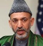 [Picture of Hamid Karzai]