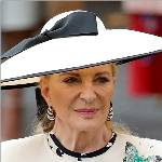 [Picture of Princess Michael of Kent]