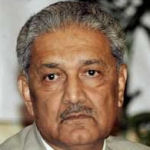 [Picture of Abdul Qadeer Khan]
