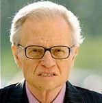 [Picture of Larry King]
