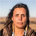 [Picture of Winona LaDuke]