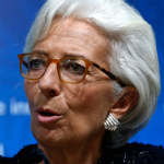 [Picture of Christine Lagarde]