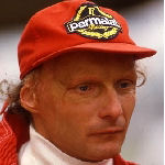 [Picture of Niki Lauda]