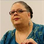 [Picture of Karen Lewis]
