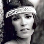 [Picture of sacheen littlefeather]