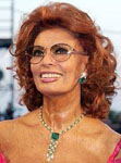 [Picture of Sophia Loren]
