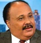 [Picture of Martin Luther King III]