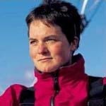 [Picture of Dame Ellen MacArthur]